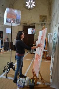 roche gardies peintre maintenon luxe à la française