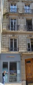 ©RocheGardies peintre   expo chez flora auvray arcitecte d'interieur Paris 2016  11